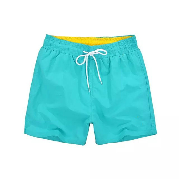 2018 summer men's brand beach shorts men's wear casgual wear loose hot pants 3 sub-brand short trousers boom.