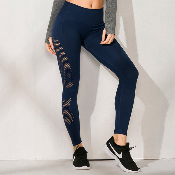 Yoga Pants Nepoagym Fitness Leggings High Waist Pants Seamless leggings Gym Shark Women Pants Colorvalue Sport Leggings Women