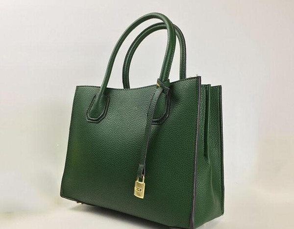 Brand New famous brand luxury designer handbags fashion totes high quality cluth pu leather bag