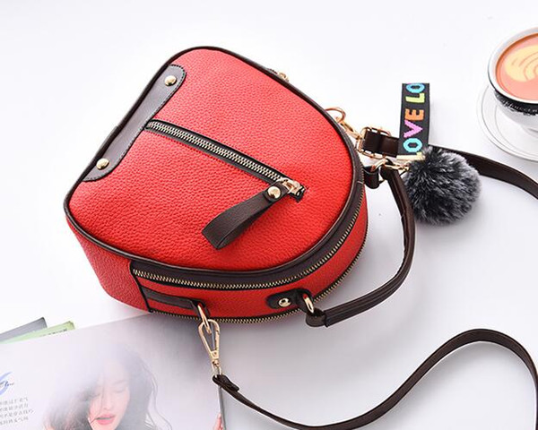 2018 new tide female bag female fashion sports handbag Messenger bag shoulder bags handbags Totes drop shipping