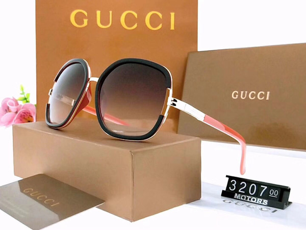 18 new European and American fashion men's metal frame polaroid high-definition business high-end polarized sunglasses 3027