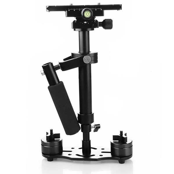 Stabilizer Camera Portable Aluminum Alloy Adjustable Durable Camcorder Photographic Equipment Holder Handheld