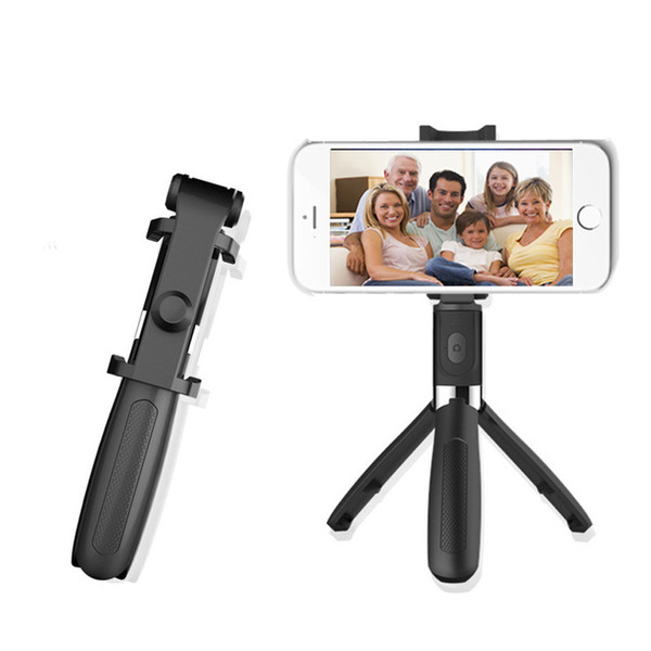 2019 Bluetooth Extendable Selfie Stick Tripod with Wireless Remote Shutter and Monopod Stand for Samsung iPhone X High quality