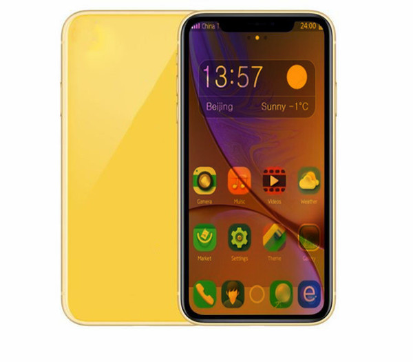 Goophone xs max xs xr cellphone show 4g lte show 256GB/512GB Real 1GB 4GB Quad Core 3G Unlocked phone Sealed