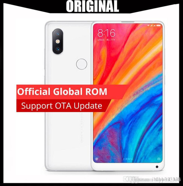 Global Version Xiaomi Mi Mix 2S Snapdragon 845 5.99