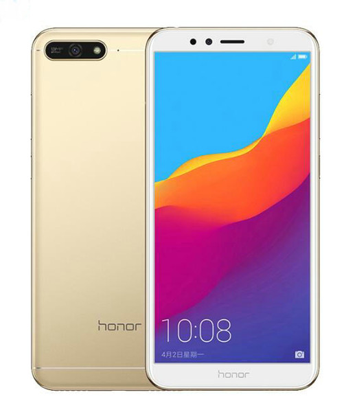 Original Huawei Honor 7A Play Glob Firmware Octa Core 32GB Single Rear Camear/Dual Rear Camear Android 8.0 5.7inch Unlocked Phones