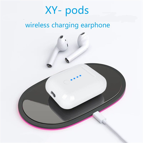 XY Pods TWS 5.0 Wireless earphone Touch Control earbuds TWS headset pop up windows connnect pk i9 i10 i12 i13 i14 LK-TE9