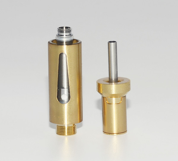 Original Smiss sm512 Tank CE3 Upgraded Cartridges 0.5ml Borosilicate Glass Tube Vaporizer 510 Thread Organic Cotton Coil