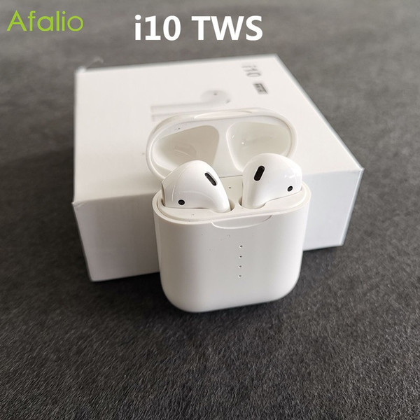 New i10 tws /i9s tws Wireless Bluetooth Headsets air pods tws i10 Headphones for xiaomi airdots for iPhoneX/XS MAX mi air dots