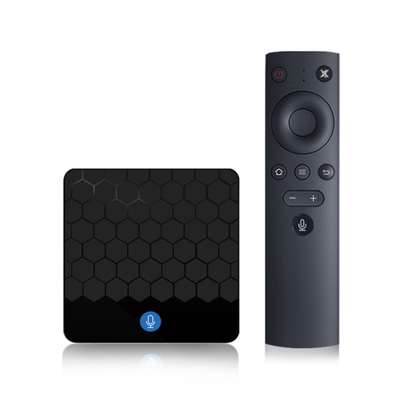 Google Voice control android box 2GB 16GB X88 smart tv box Rockchip RK3329 android media streaming box better than X96 mini