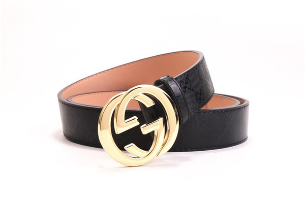Brand belt designer luxury belts for men and women gold buckle belt top fashion womens leather belts wholesale free shipping