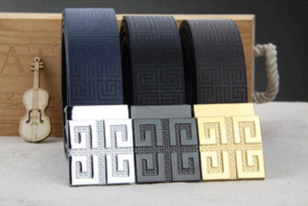 2019 menswear luxury brand designer high quality gi***chy belt buckle, belt buckle belt for men and women