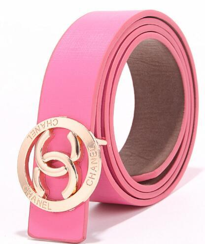 Hot selling Big large buckle genuine leather belts men women high quality new mens belts belt as gift