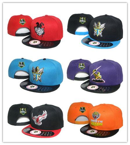 Good Selling NRL South Sydney Rabbitohs Snapback Hip-Hop Snapbacks Baseball Cap Adjustable Hats Summer Embroidery hats