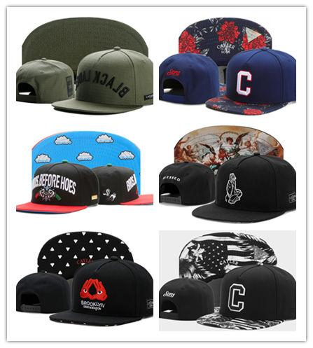 Good Sale Hot sell Cayler & Sons Snapbacks Hats Cap Popular fashion men women Caps Adjustable size hats customized hats 1000+ styles