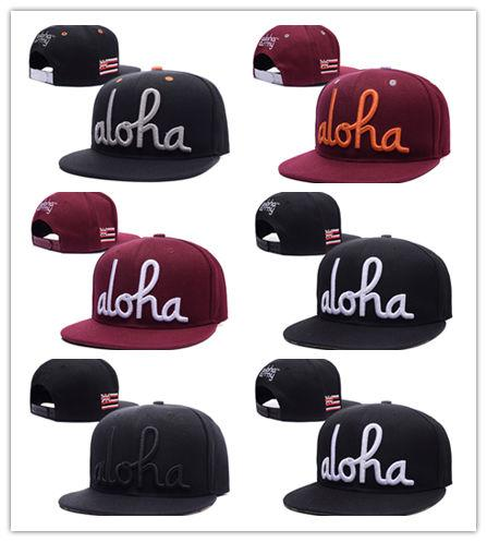 Hot Fashion 2018 In4mation Aloha Army Snapback Sport Hats Snapbacks Baseball Cap For Men Women Snapback Hats Caps