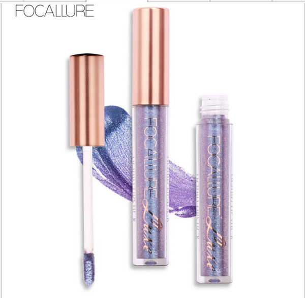 FOCALLURE Chameleon Shimmer Liquid Lipstick Hot Sexy Colors Lip Paint Matte Lipstick Waterproof Long Lasting Lip Gloss