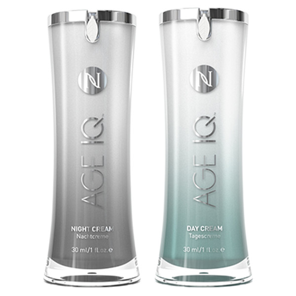 2018 Newest NV Makeup Nerium AD Night Cream Day Cream 30ml Skin Care Day Night Creams AGE IQ cream 50pcs