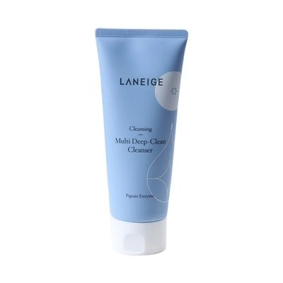 Laneige Cleansing Multi Deep-Clean Cleanser & Laneige Cleanser Moist Cream Cleanser 150ml Famous Brand Free Shipping 2