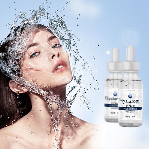 2018 new hot sale item KAPOMI hyaluronic moisturizer face skin care 30ml instock DHL free shipping