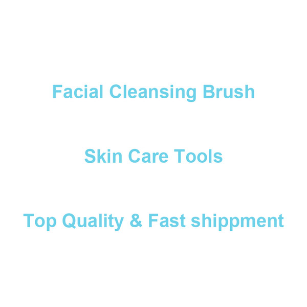 2017 Face Brush Electric Facial Cleansing Brush Skin Care Tools Face Cleaning Brushes Top Quality Merchandise
