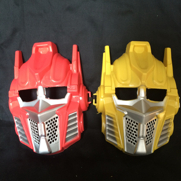 2016 transformers masks Reality show accessory Full face cartoon mask Holiday party mask 10pcs/lot