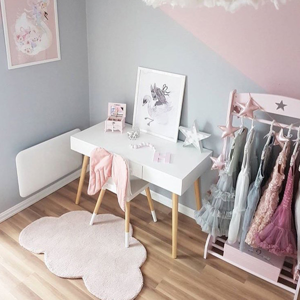 2018 INS Nordic Style Cloud Cotton Children's Mats Game Carpet Creepy Carpet Home Decor Photo props home decration blanket