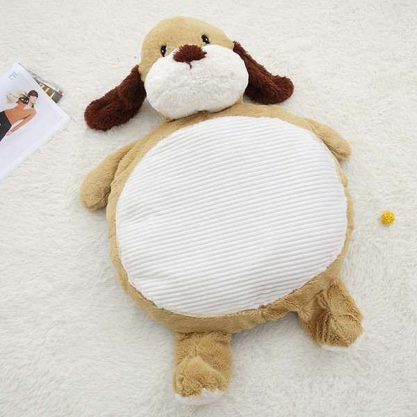 2018 Creative Baby Children Animal Plush Play Crawling Blanket Sleep Mat Play Mat Cotton Soft Relax Bear rabbit Elephant shape