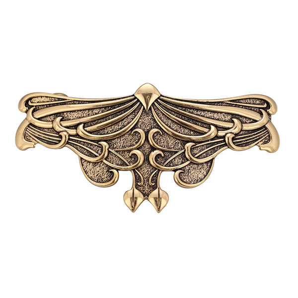 Myshape Women Or Girls Eagle Elegant Handmade Hair Bows Antique Silver/Gold Antique Hairpin /HairClip Accessories