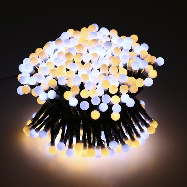 Waterproof LED String Light Bi-color Firecrackers LED String 5 meters 300 LEDs Double Colors Fairy Lights For Decoration Christmas Party