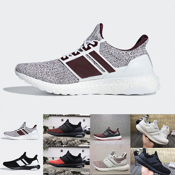 UltraBoost 4.0 Orca White Burgundy Triple Black White Camo House Targaryen Dragons Candy Cane Primeknit Men Women Shoes ultra boosts shoes