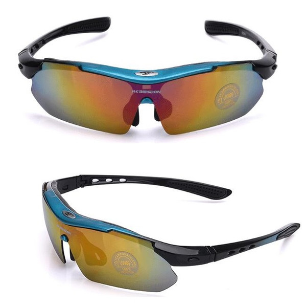 2019 Outdoor sports bike myopic frame windglasses equipped with bicycle Sunglasses polarizing riding glasses,Cycling Protective Gear Eyewear