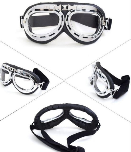 2019 popular Motorcycle goggles vehicle electric bicycle sand proof glasses high elastic elastic band free adjustment elastic force yakuda