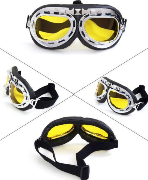 new Motorcycle goggles off-road vehicle electric bicycle sand proof glasses high elastic elastic band free adjustment elastic force yakuda