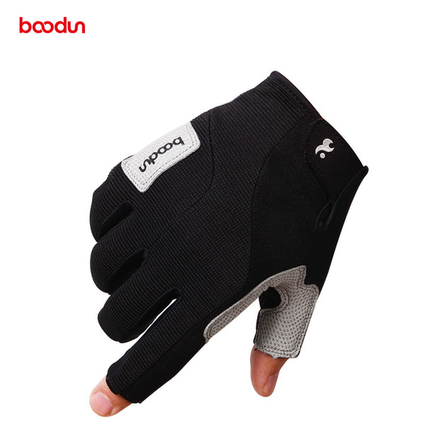 Brand Rock Climbing Gloves Men Women Hunting Hiking Glove Half Finger Outdoor Anti-Skid Sports Gloves Gym Tactical Cycling Glove