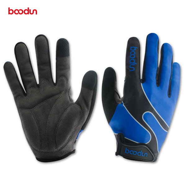 Brand Bicycle Gloves Full Finger Shockproof MTB Road Outdoor Sports Gloves Men Women Winter Running Gloves Guantes de portero